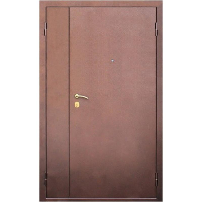 Киборг двустворчатая дверь